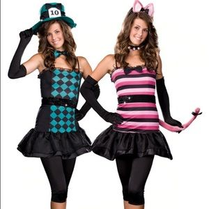 Other - Reversible mad hatter/Cheshire cat costume
